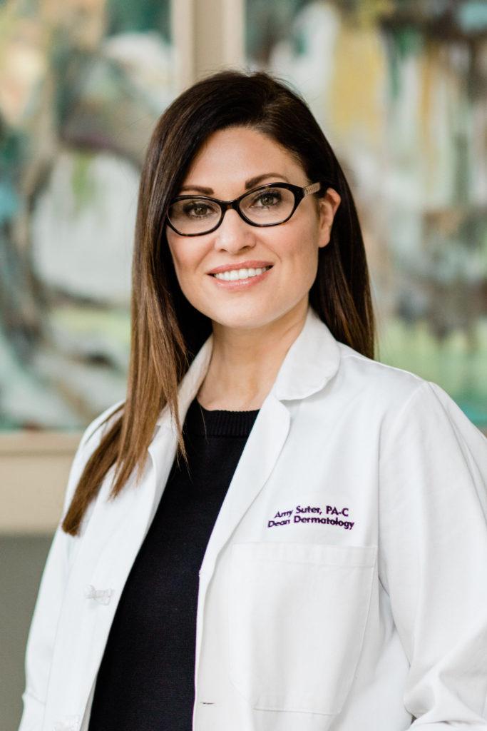 Amy Suter, PA-C - Dean Dermatology & Skin Therapy